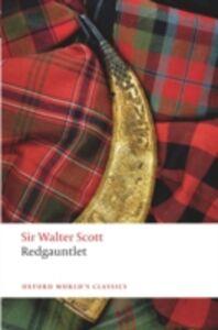 Ebook in inglese Redgauntlet Scott, Walter