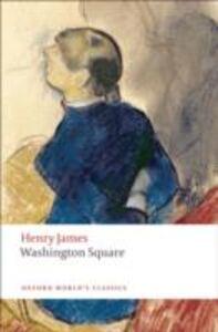 Foto Cover di Washington Square, Ebook inglese di Henry James, edito da OUP Oxford