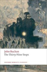 Ebook in inglese Thirty-Nine Steps Buchan, John