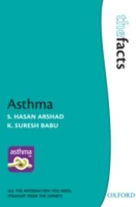 Ebook in inglese Asthma Arshad, S. Hasan , Babu, K. Suresh