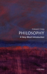 Ebook in inglese Philosophy: A Very Short Introduction Craig, Edward