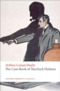Ebook in inglese Case-Book of Sherlock Holmes Doyle, Arthur Conan
