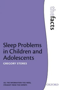 Ebook in inglese Sleep problems in Children and Adolescents Stores, Gregory