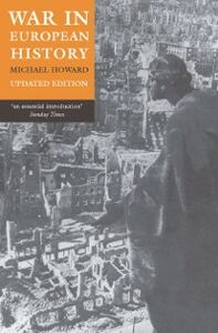 Ebook in inglese War in European History Howard, Michael
