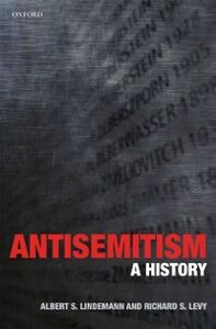 Ebook in inglese Antisemitism: A History -, -