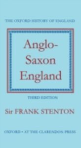 Ebook in inglese Anglo-Saxon England Stenton, Frank M.