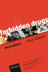 Ebook in inglese Forbidden Drugs Robson, Philip