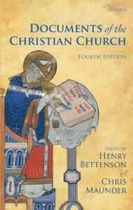 Ebook in inglese Documents of the Christian Church -, -