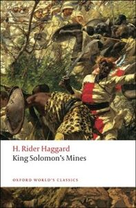 Foto Cover di King Solomon's Mines, Ebook inglese di H. Rider Haggard, edito da OUP Oxford