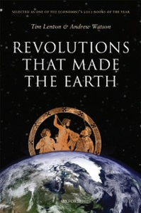 Ebook in inglese Revolutions that Made the Earth Lenton, Tim , Watson, Andrew