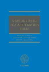 Guide to the PCA Arbitration Rules