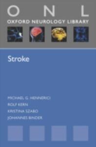 Ebook in inglese Stroke Binder, Johannes , Hennerici, Michael G. , Szabo, Kristina