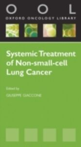 Ebook in inglese Systemic Treatment of Non-Small Cell Lung Cancer -, -