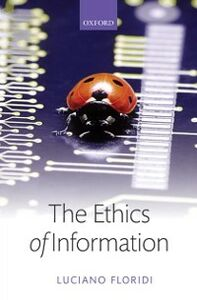 Ebook in inglese Ethics of Information Floridi, Luciano