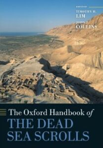 Ebook in inglese Oxford Handbook of the Dead Sea Scrolls -, -