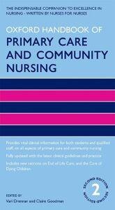 Foto Cover di Oxford Handbook of Primary Care and Community Nursing, Ebook inglese di  edito da OUP Oxford