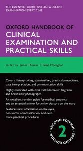 Ebook in inglese Oxford Handbook of Clinical Examination and Practical Skills Monaghan, Tanya , Thomas, James