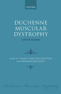 Ebook in inglese Duchenne Muscular Dystrophy Emery, Alan E. H. , Muntoni, Francesco , Quinlivan, Rosaline C. M.