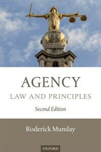 Ebook in inglese Agency: Law and Principles Munday, Roderick