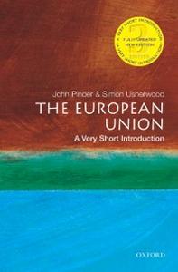 Ebook in inglese European Union: A Very Short Introduction Pinder, John , Usherwood, Simon