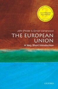 Ebook in inglese European Union: A Very Short Introduction Pinder, John , Usherwood, Simon