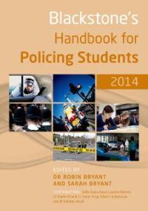 Foto Cover di Blackstone's Handbook for Policing Students 2014, Ebook inglese di AA.VV edito da OUP Oxford