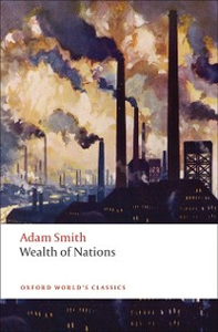 Ebook in inglese Inquiry into the Nature and Causes of the Wealth of Nations: A Selected Edition Smith, Adam
