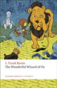Ebook in inglese Wonderful Wizard of Oz Baum, L. Frank