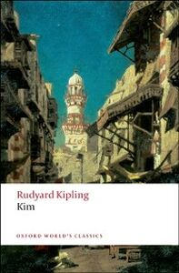 Foto Cover di Kim, Ebook inglese di Rudyard Kipling, edito da OUP Oxford