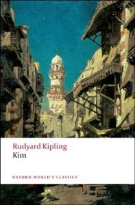 Ebook in inglese Kim Kipling, Rudyard