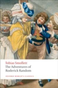 Ebook in inglese Adventures of Roderick Random Smollett, Tobias