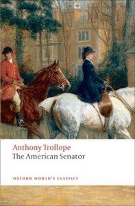 Ebook in inglese American Senator Trollope, Anthony