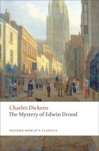 Ebook in inglese Mystery of Edwin Drood Dickens, Charles