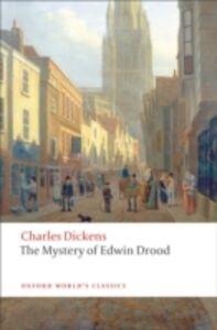 Foto Cover di Mystery of Edwin Drood, Ebook inglese di Charles Dickens, edito da OUP Oxford