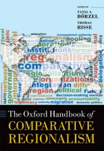 Ebook in inglese Oxford Handbook of Comparative Regionalism -, -
