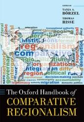 Oxford Handbook of Comparative Regionalism