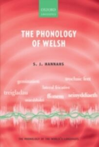 Foto Cover di Phonology of Welsh, Ebook inglese di S. J. Hannahs, edito da OUP Oxford
