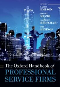 Foto Cover di Oxford Handbook of Professional Service Firms, Ebook inglese di  edito da OUP Oxford