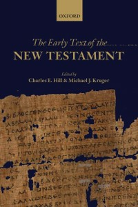 Ebook in inglese Early Text of the New Testament -, -