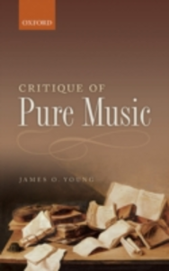 Ebook in inglese Critique of Pure Music Young, James O.