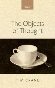 Ebook in inglese Objects of Thought Crane, Tim