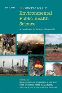 Ebook in inglese Essentials of Environmental Public Health Science: A Handbook for Field Professionals -, -