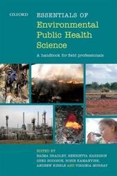 Essentials of Environmental Public Health Science: A Handbook for Field Professionals