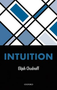 Ebook in inglese Intuition Chudnoff, Elijah