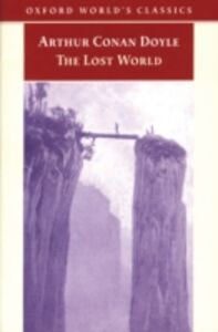 Foto Cover di Lost World, Ebook inglese di Arthur Conan Doyle, edito da Oxford University Press, UK