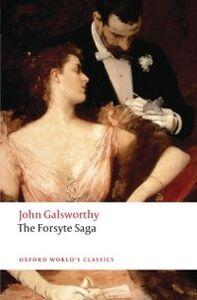 Ebook in inglese Forsyte Saga Galsworthy, John