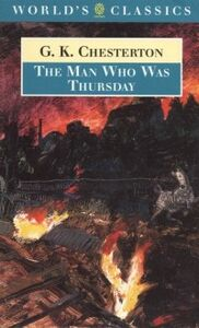 Foto Cover di Man Who Was Thursday : and Related Pieces, Ebook inglese di P.A. Judd,J.G. Vaughan, edito da Oxford University Press, UK