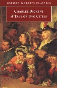 Foto Cover di Tale of Two Cities, Ebook inglese di Charles Dickens, edito da Oxford University Press, UK