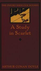 Ebook in inglese Study in Scarlet Wyss, Johann