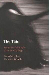 Ebook in inglese Tain: From the Irish epic Tain Bo Cuailnge